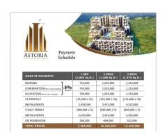 Astoria Islamabad Bani Gala: Bedroom Flats on easy installments