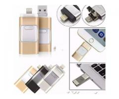 OTG usb flash drive for ios and android and PC 16gb, Interface 3.0 for sale
