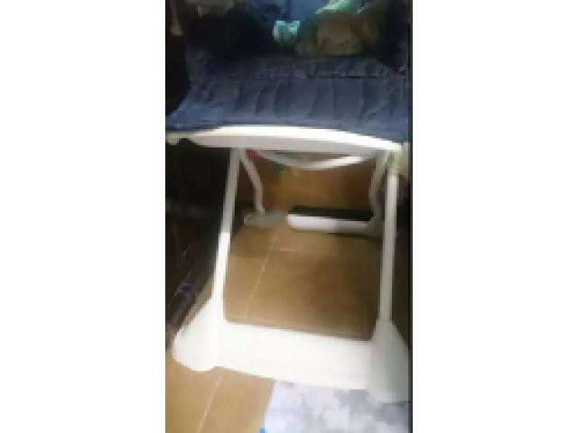 Baby High Chair(Junior Brand) for sale
