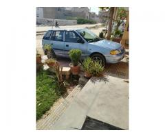 Cultus 2005 for sale in good amount and condition
