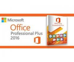 MS Office basics to professional required