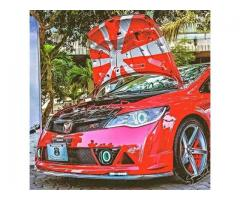 Honda Civic Vti Oriel Converted Into Mugen RR 2007 for sale in good amount