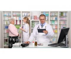 Salesman Pharmacy with a handsome salary