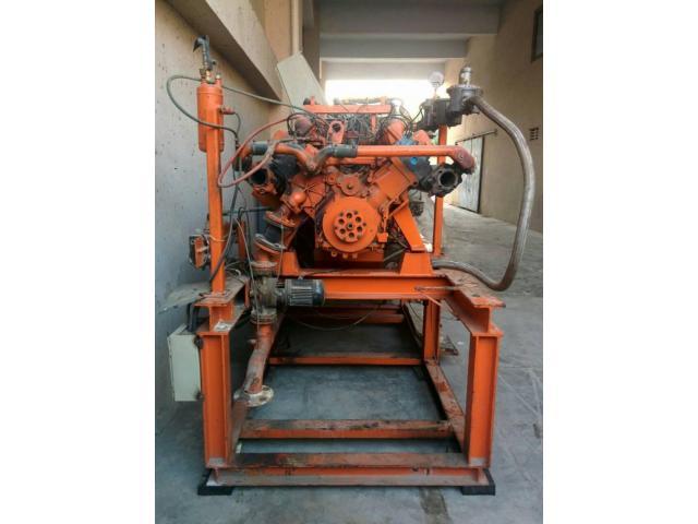 Mann Generator 270 KVA