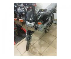 SUZUKI GD 110S ( MODEL 2018 SELF START ) With Reg & Maria Package