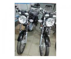 Suzuki Gs 150 ( Standard) With Reg & Free Icon Package for sale
