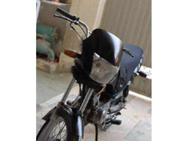 Sp 125 Deluxe black for sale