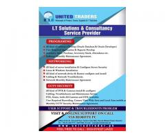 Printers & Toners Accessories, I.T Services