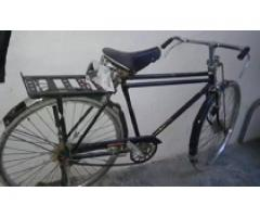 Bicycle sohrab with black colour for sale in good amount