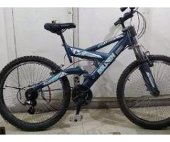 Dolphin mountain bike for sale in good amount