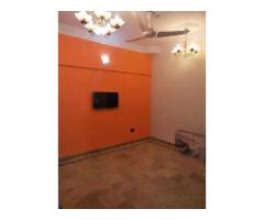 Fully Renovate Flat 1st floor Defence DHA Karachi for sale
