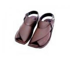 Brown Modern Style Peshawari Sandal for sale in good amount