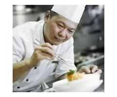 Chinese Chef Required with a handsome salary