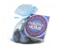Peaceful Home Gem stone