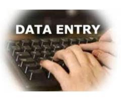 Data typing job