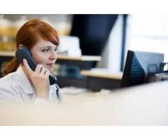 Female Receptionist required