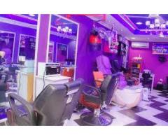 New Royal Beauty Salon need males
