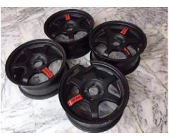 Volk racing rims for sale in good amount