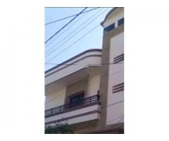 House portion 1st floor available only for sale in good rate