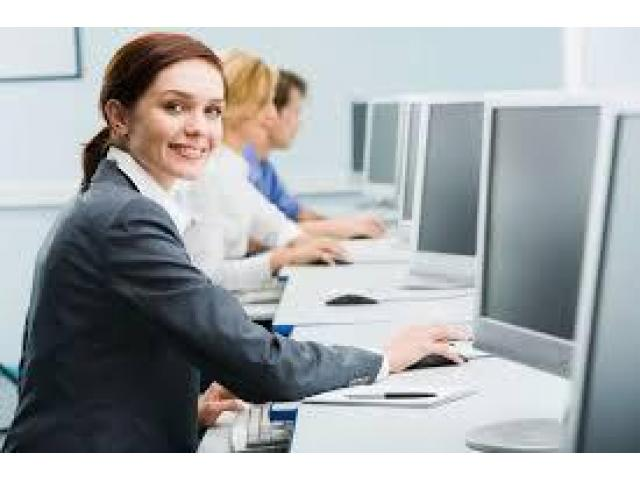Office Assistant with a good salary