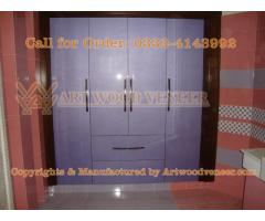 Lahore's Top Manufacturer of Wardrobe Buy Now