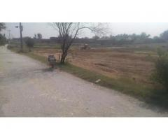 5 kanal plot on main GT Road for sale