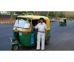 Rickshaw driver required with a handsome salary