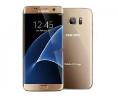 S7 Gold 4Gb+32gb Full Box without handfree for sale