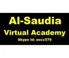 Al-Saudia Virtual Academyproviding online best tutors