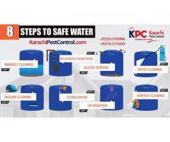 Fumigation Services In Karachi, Water Tank Cleaning. KarachiPestControl.com