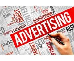 Advertising required staff
