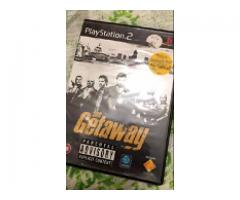 The Getaway Ps2 Original for sale in good amount