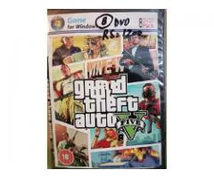 GtaV 8 DVD pack for sale in good amount