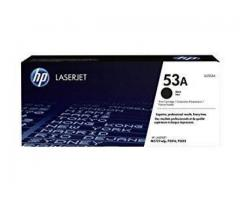 TONER CARTRIDGE HP 53A