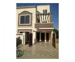 5 Marla Beautiful House for sale in Bahria Town Lahore