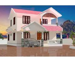 12 Marla HOME on Easy Installment in Sialkot