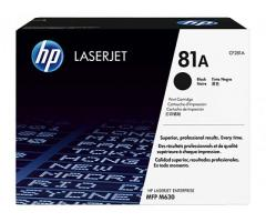 HP CF281A TONER CARTRIDGE