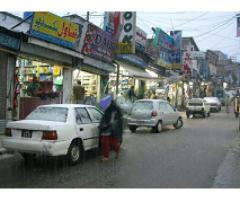Running Shop In Main Bazar For Sale