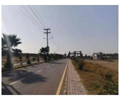 5 Marla Residential Plot for sale , H-18, University Town, Islamabad