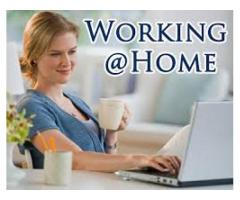 online jobs, Work at Home