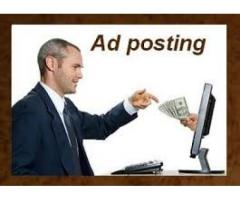 Online Add Posting Jobs In Faisalabad, Work at Home