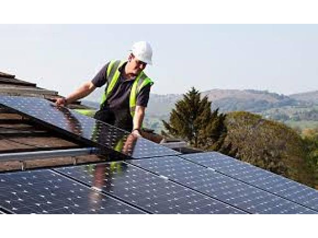 Solar Panel Electricity Installing Services In Multan