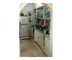Flat for Sale in Negotiable Price In  Nagan chowrangi Karachi