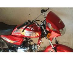 Zxmco Thunder Deluxe 78cc for Sale In Mardan