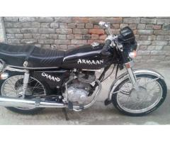 Honda 125 Geniune Condition For Sale In Rawalpindi