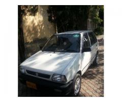 Suzuki Mehran 2011 For Sale In  Abbottabad, Khyber Pakhtunkhwa