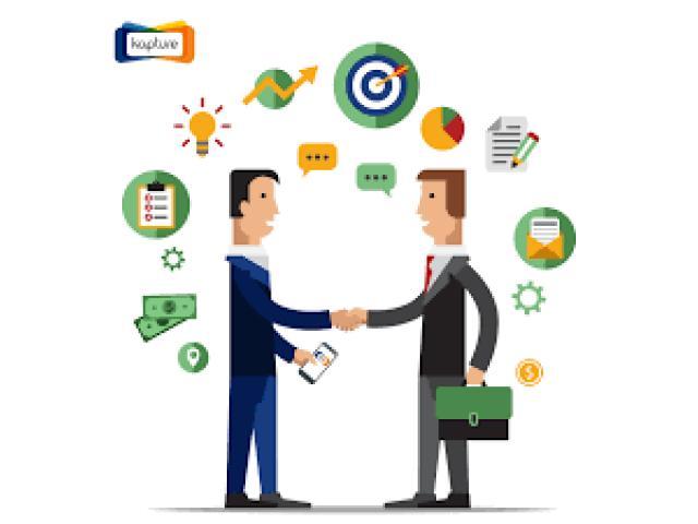 Customer Relation need worker