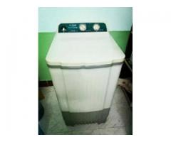 Haier washing machine for sale in good amount