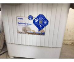 Haier Washing Machine with Dryer for sale