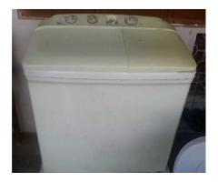 Dawlance washing machine for sale in good amount